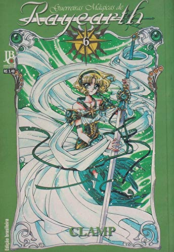 Guerreiras Magicas de Rayearth Volume 6 (JBC2001)