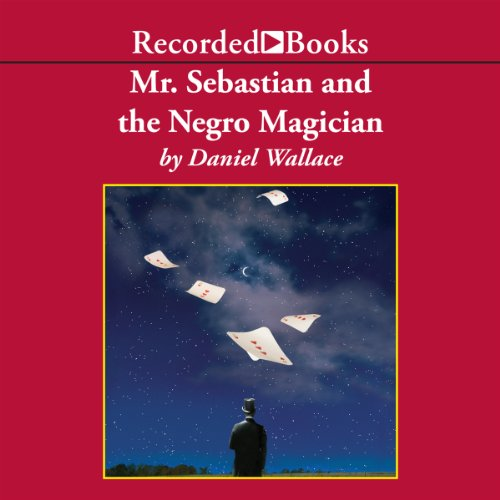 Mr. Sebastian and the Negro Magician audiobook cover art