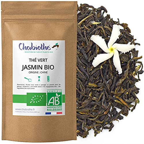 Tè verde al Gelsomino Bio 200g