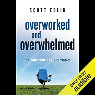 Overworked and Overwhelmed audiobook cover art