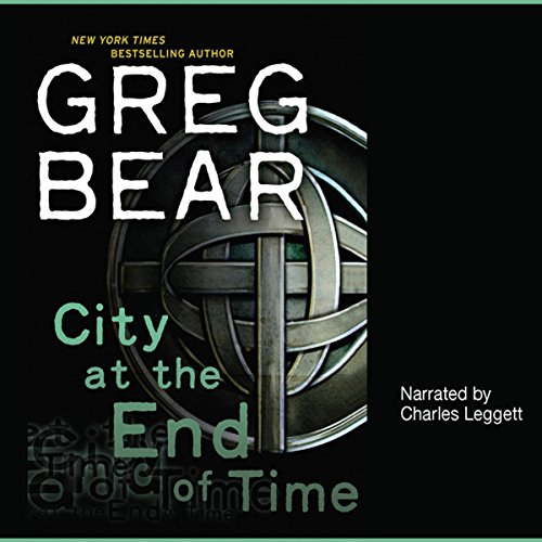 City at the End of Time audiobook cover art