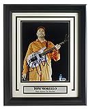 rage against the machine framed - Tom Morello Autographed Signed Framed 8x10 Rage Against The Machine Photo Beckett