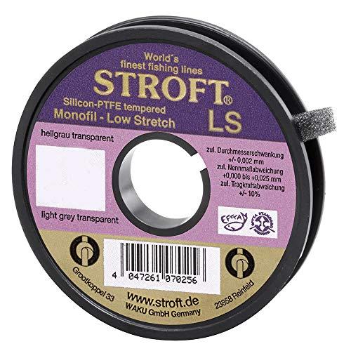 Schnur STROFT LS Monofile 25m, 0.160mm 3.10kg