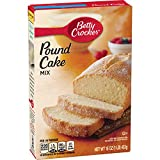 POUND CAKE MIX: Bake a delicious, moist and tender pound cake with this mix. It's the perfect treat that every member of the family will love QUICK AND EASY: Convenient, on-the-go treat that goes from the bowl to the oven in minutes by simply adding ...
