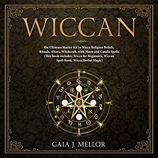 Wiccan cover art