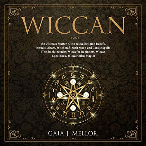 Wiccan audiobook cover art