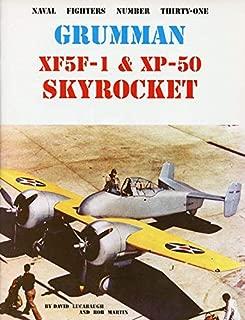 Naval Fighters Grumman XF5F-1 & XP-50 Skyrocket No.31