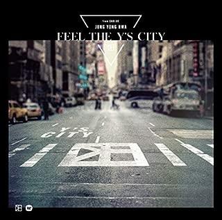 【Amazon.co.jp限定】FEEL THE Y'S CITY (通常盤) (デカジャケット(表4絵柄)付)