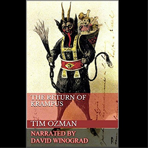 The Return of Krampus audiobook cover art