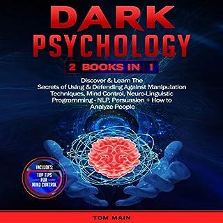 Dark Psychology: 2 Books in 1 cover art