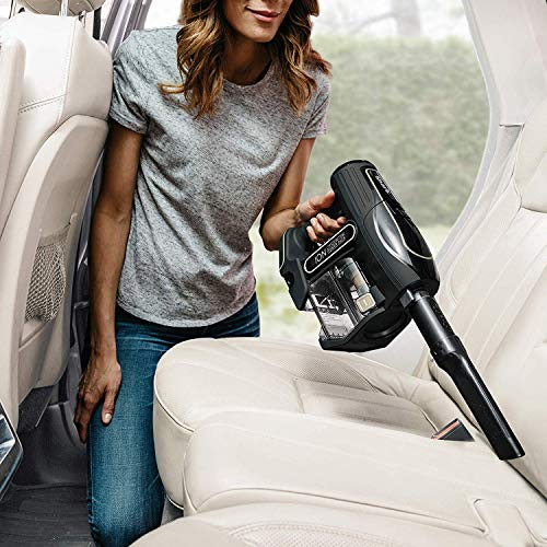 Shark ION F80 Lightweight Cordless Stick Vacuum with MultiFLEX, DuoClean for Carpet & Hardfloor, Hand Vacuum Mode, and (2) Removable Batteries (IF282)