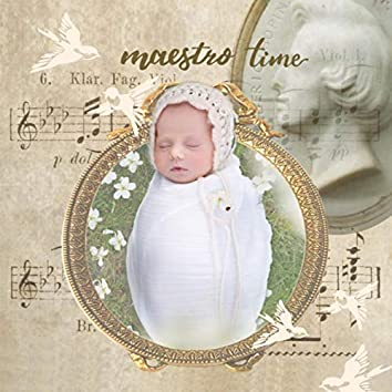 Chopin's Lullaby Collection For Babies' Sleep Time