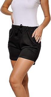 Shorts de Moletom Style Part.B Feminino