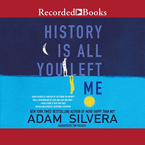 History Is All You Left Me                   By:                                                                                                                                 Adam Silvera                               Narrated by:                                                                                                                                 Tom Picasso                      Length: 9 hrs and 35 mins     13 ratings     Overall 4.2