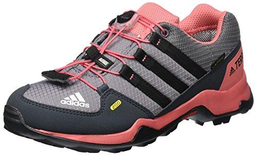 adidas Terrex GTX K, Zapatillas de Senderismo Unisex niño, Gris (Gris-(Gritra/Negbas/ROSTAC), 32 EU
