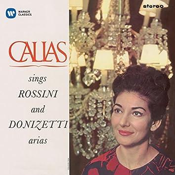 Callas sings Rossini & Donizetti Arias - Callas Remastered