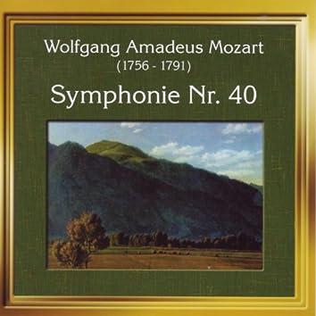 Wolfgang Amadeus Mozart: Symphonie Nr. 40