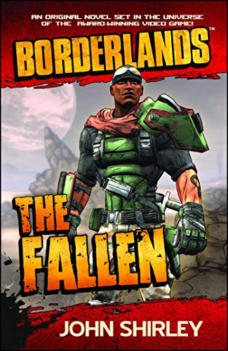 Borderlands: The Fallen (English Edition)