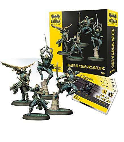 Knight Models Juego de Mesa - Batman Miniature Game: League of Assassins Acolytes