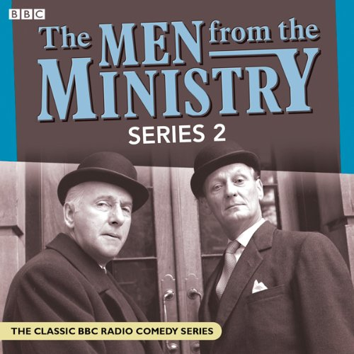 The Men from the Ministry 2 audiobook cover art