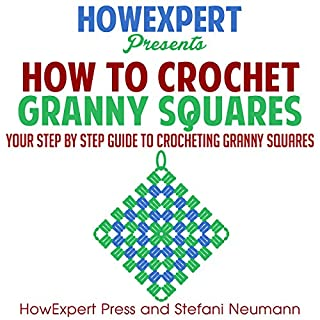 How to Crochet Granny Squares cover art