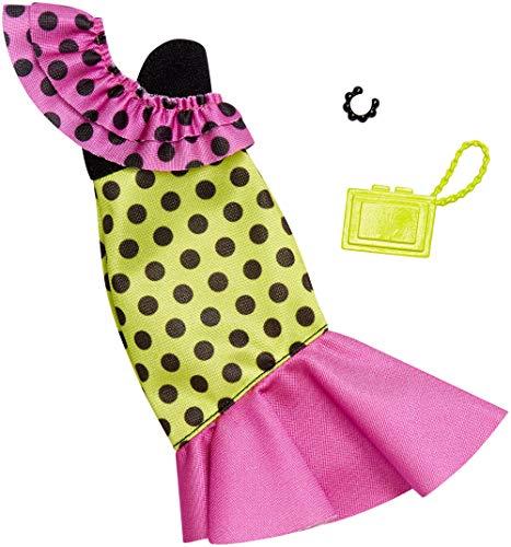 Mattel FXJ18 Barbie Arbie Fashion Night Outfit, Multicolor