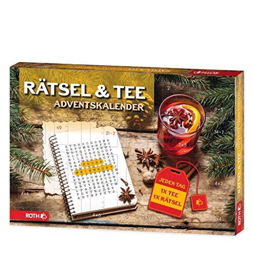 ROTH Adventskalender Rätsel & Tee