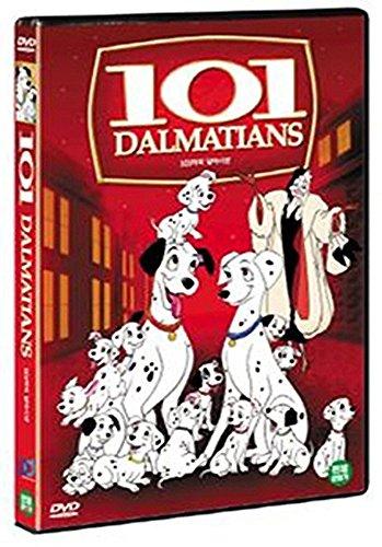 101 Dalmatiner Alle Region DVD (Region 1,2,3,4,5,6-kompatibel)