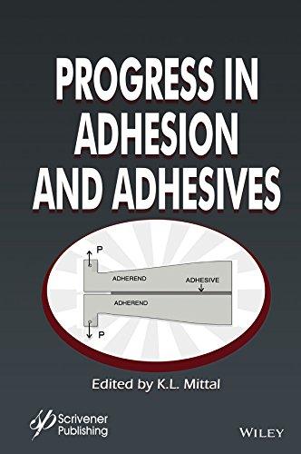 Progress in Adhesion and Adhesives (English Edition)