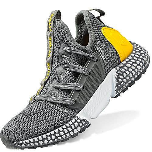 Zapatillas de Deporte para de Las Muchachas Aire Zapatos para niño Casual...