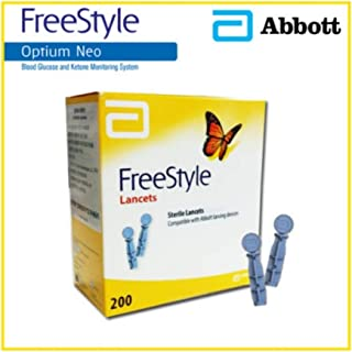 Abbott Freestyle Lancets - 200 ct
