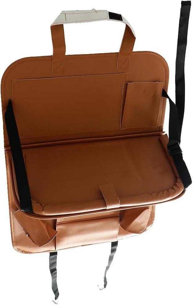 Generic 1 Piece Backseat Car Organizer Seat Protector Storage Un