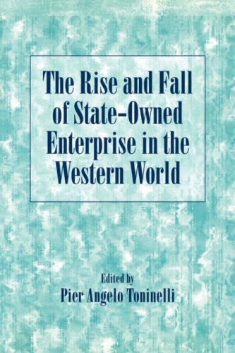 The Rise and Fall of State-Owned Enterprise in the Western World (Comparative Perspectives in Business History)