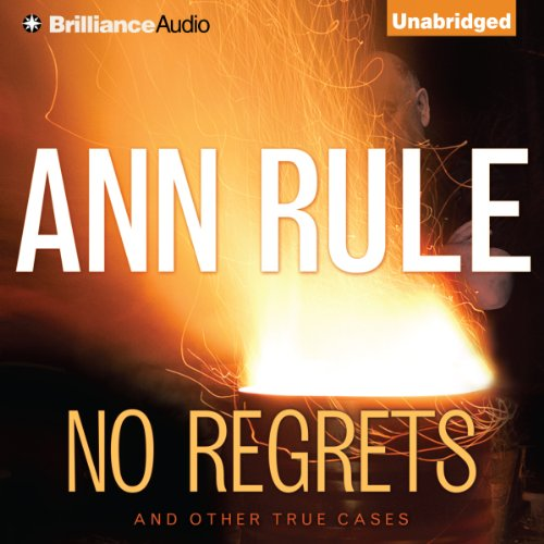 No Regrets: And Other True Cases audiobook cover art