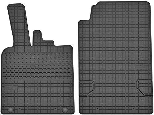 Fußmatten für Smart ForTwo 451 2007-2015 Gummi Gummimatten