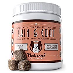A HEALTHY COAT STARTS FROM THE INSIDE OUT - Fatty acids such as Omega-3s, EPA, DHA, and Omega-6s are key to healthy skin and also help with kidney function, lymphoma, cognitive function, arthritis, and more. LET THEIR PRECIOUS COAT SHINE BRIGHT - Our...