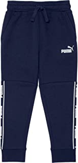 PUMA Little Boys' Fleece Joggers