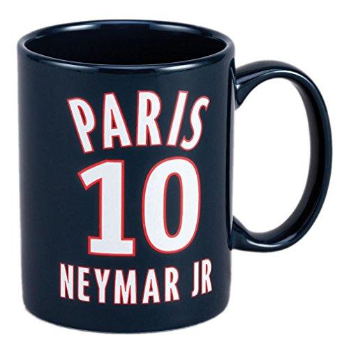 "PSG – Offizieller Paris Saint-Germain ""Neymar Jr"" Keramikbecher, Blau"