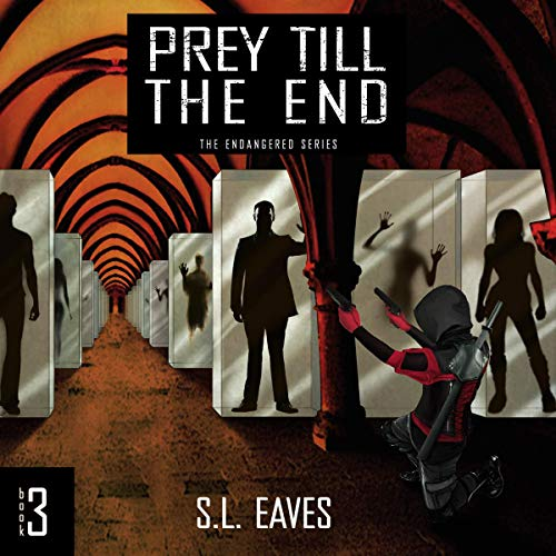 Prey till the End  audiobook cover art