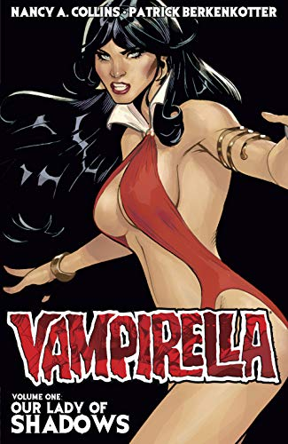 Vampirella (2014-2015) Vol. 1: Our Lady of The Shadows (Vampirella (2011-)) (English Edition)