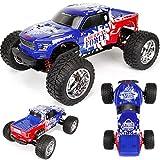 CEN Racing Reeper American Force Edition Mega Monster Truck 1/7 RTR, Brushless w/ Hobbywing ESC and Savox Servo