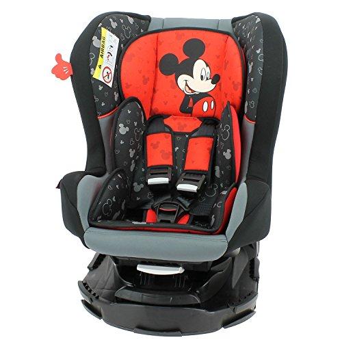 Mycarsit Seggiolino Auto 360 ° Disney 0+/1