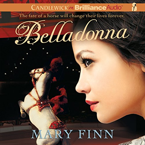 Belladonna audiobook cover art