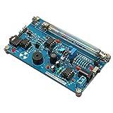 KKmoon Kit de contador Geiger montado módulo detector de radiación nuclear
