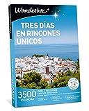 WONDERBOX Caja Regalo día de la Madre - Tres DÍAS EN RINCONES ÚNICOS - 3.500 estancias...