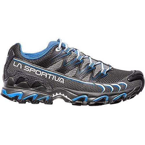 LA SPORTIVA Ultra Raptor Woman, Scarpe da Trail Running Donna, Multicolore (Carbon/Cobalt Blue 000), 36 EU