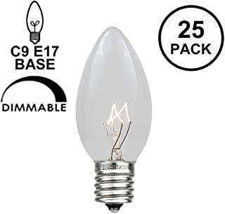 Best c9 transparent bulbs Reviews