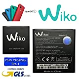 Batterie Wiko Sunset 2 Sunny 1300 mAh d'origine pour Wiko Sunset/Sunset 2 Sunny en Emballage Bulk