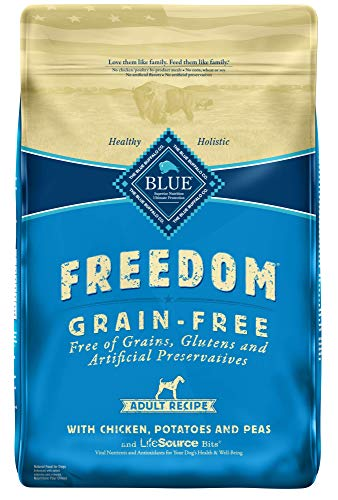 Blue Buffalo Freedom Grain Free Natural Adult Dry Dog Food