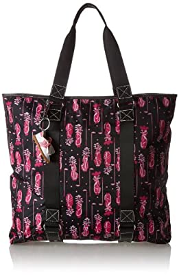 Sydney Love Fuchsia Golf Day Tote, Multi